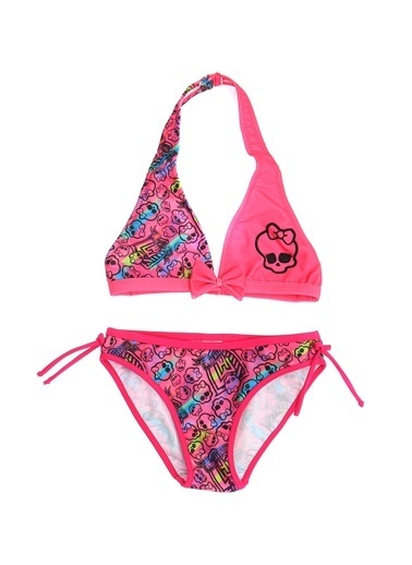 Monster High Bikini Fuşya